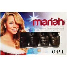 OPI Nail Polish - Mariah Carey Xmas Holiday Collection Mini Lacquers 4 x 3.75ml