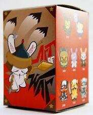 "Kidrobot Dunny 3"" 2014 Art of War Sealed Blind Box Vinyl Figure Toy Huck Gee JPK"