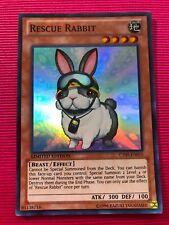 CT09-EN015 RESCUE RABBIT Super Rare Limited Edition YuGiOh Card