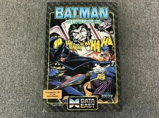 Commodore 64/128: BATMAN the CAPED CRUSADER- C64 disk - TESTED - Ocean