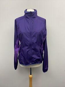 Athleta women's Sport Running windbreaker Jacket. Large. Ex Con.