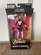 Hasbro Marvel Legends Songbird - New
