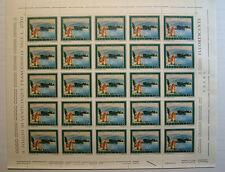 1975 ITALIA  150 lire Turismo  Isola Bella  foglio intero MNH**