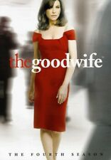 The Good Wife: The Fourth Season [New DVD] Boxed Set, Widescreen, Sensormatic