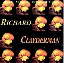 CD - RICHARD CLAYDERMAN - The magic collection
