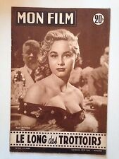 MON FILM N°530 1956 LE LONG DES TROTTOIRS / DANIK PATISSON