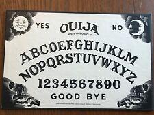 Vintage Ouija Board Hasbro Ghost Haunted Near Mint Unused! Glow In The Dark