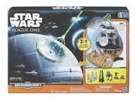 HASBRO 2016 MICRO MACHINES STAR WARS ROGUE ONE DEATH STAR PLAYSET MISB SEALED