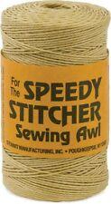Speedy Stitcher 170 Sewing Awl Fine Waxed Polyester Thread 180 Yard Roll