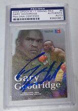 Gary Goodridge Signed 2005 Epoch K-1 Grand Prix Card PSA/DNA UFC Pride Autograph