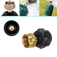 Propane Refill Adapter Lp Gas 1Lb Cylinder Tank Coupler Bottle Heater Capming