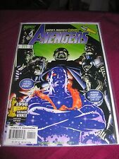 The AVENGERS Comic Book #11 Dec 1998