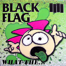 Black Flag - What The... (1LP Vinyl) SST Records / SST391
