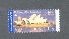 Australia $0.50 Sydney Opera House mnh (1982)
