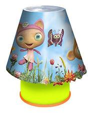 Waybuloo Child Safe Bedside Desk Lamp
