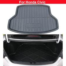 1pcs Rear Trunk Liner Cargo Mat Car Rear Cover Mat For Honda Civic 2016-2020