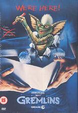 GREMLINS - DVD - REGION 2 UK
