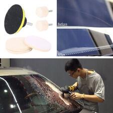 7pcs Auto Car Windshield Window Glass Polishing Scratch Removal Repair Tool Kit