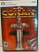 Age of Conan: Hyborian Adventures - PC, COMPLETE, PERFECT WORKING ORDER