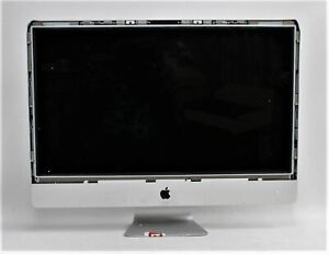 """APPLE iMac 27"""" A1312 Intel Core 2 Duo 2TB HDD 4GB RAM All-In-One Computer FAULTY"""
