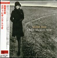 EDDIE HIGGINS TRIO-SECRET LOVE-JAPAN MINI LP CD C75