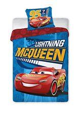 Cars Blue Disney - Parure de lit Cars