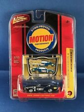 JOHNNY LIGHTNING CLASSIC GOLD R38 1968 BALDWIN MOTION OLDS 442 BLUE DYNO-PROVEN