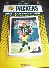 2018 Green Bay Packers Donruss Team Set NFL Cards Rodgers Graham Adams Cobb 173bf6ed3