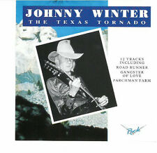 Johnny Winter - The Texas Tornado (CD 1992) *VG COND** BARGAIN! FREEUK 24-HRPOST