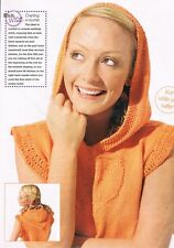 HELLO SAILOR! Susie Johns knitting pattern from magazine - seaside sweater