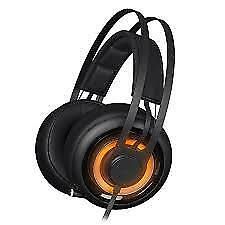SteelSeries Siberia Elite Headset 51127 with Dolby 7.1 Surround Sound - Matte...