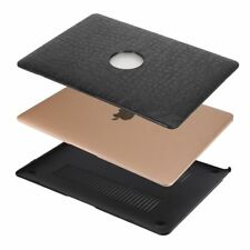 MacBook air 13 inch Faux Leather Cover Laptop Case Mac Book
