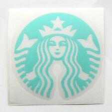 "Starbucks mermaid logo decal vinyl sticker 2"""