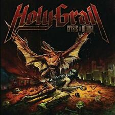 Holy Grail - Crisis In Utopia (NEW CD)