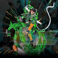 Naruto Tsume Rock Lee Eight inner gates Action Figure Model Toy 32cm No Box