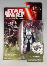 Star Wars Force Awakens Captain Phasma 3.75 inch MISB