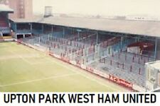West Ham United FC Upton Park ICF Jumbo fridge Magnet