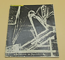 Perspecta 1 The Yale Architectural Journal First Edition Summer 1952