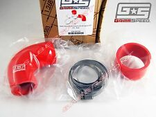 Grimmspeed Top Mount Intercooler Silicone Y-pipe Hose (Red) 02-07 WRX /04-17 STI