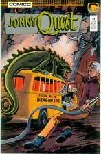 Jonny Quest # 21 (Dan Spiegle) (Estados Unidos, 1988)