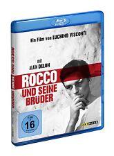 Rocco e i suoi fratelli [Blu-ray] (Nuovo/Scatola Originale) di Luchino Visconti con Alain Delon,