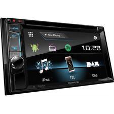 Digital Autoradio Kenwood DDX4017DAB CD MP3 Aux USB Bluetooth BT DAB+