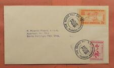 DR WHO 1978 DOMINICAN REPUBLIC SABANA GRANDE PALENQUE CANCEL 170441