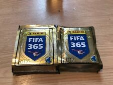50 packs Stickers FIFA365 2016/2017 PANINI unopened new.