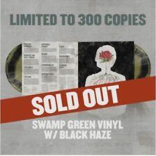 August Burns Red Phantom Anthem Swamp Green Black Haze Vinyl LP Thrice Underoath