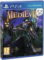 Medievil (PS4)  BRAND NEW SEALED