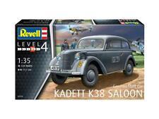 Revell 1/35 Opel Kadett K38 Saloon WWII German Staff Car # 03270