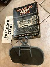 Vintage Original Auto Visor Accessories Mounting nos Part Antique