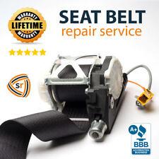 Fits Ford Fiesta Seat Belt Repair - Pretensioner FIX Rebuild After Accident