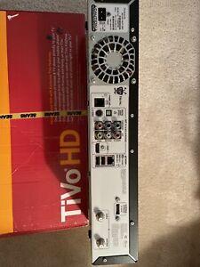 TiVo HD TCD652160 Series 3 DVR Lifetime Service, Remote, Tested!